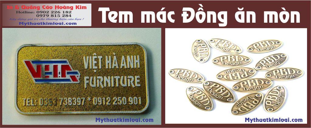 Image result for tem kim loại tem nhôm , tem đồng , tem inox